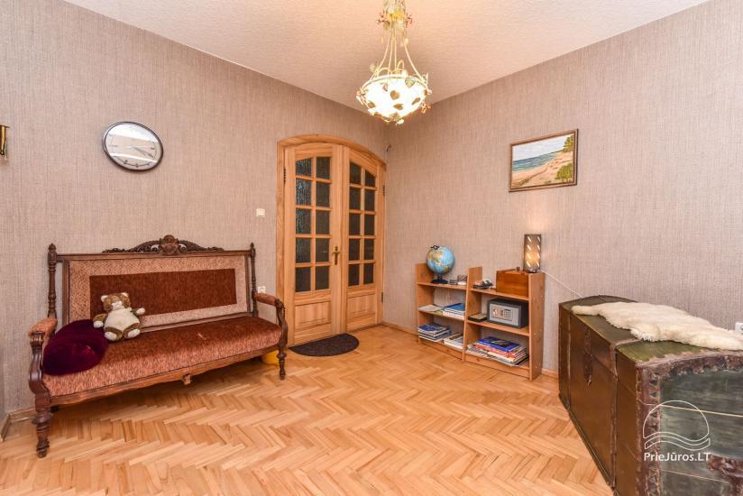 """Apartamentų viešbutis Ventspilyje """"Villa Leonardo"""" - 33"""