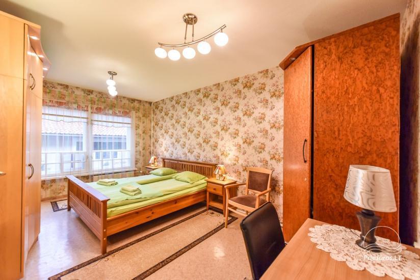 """Apartamentų viešbutis Ventspilyje """"Villa Leonardo"""" - 34"""