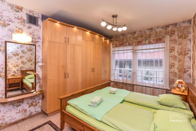 """Apartamentų viešbutis Ventspilyje """"Villa Leonardo"""" - 35"""