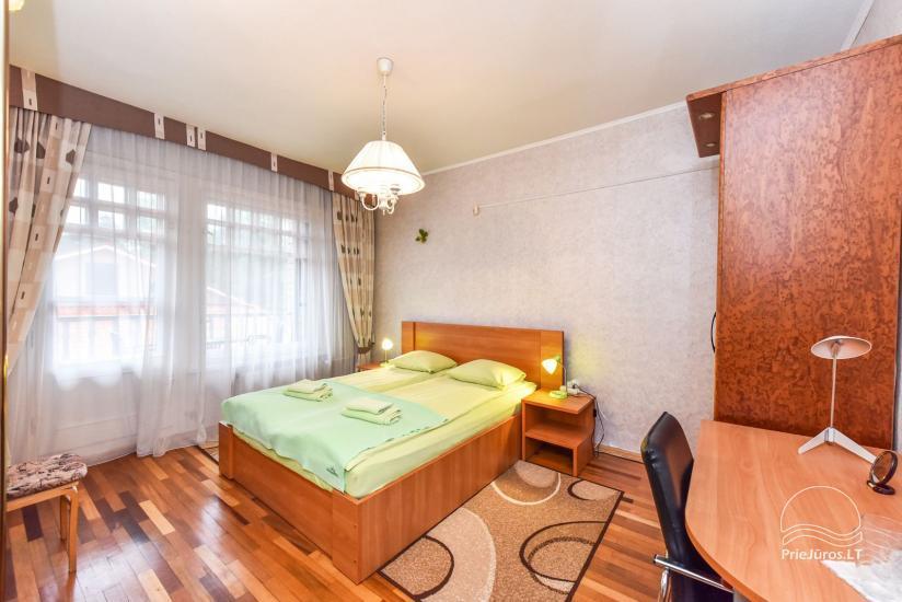 """Apartamentų viešbutis Ventspilyje """"Villa Leonardo"""" - 41"""