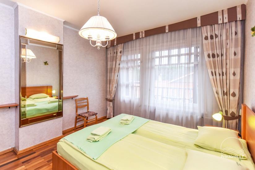 """Apartamentų viešbutis Ventspilyje """"Villa Leonardo"""" - 42"""