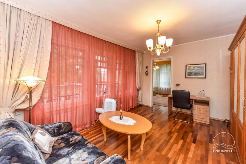 """Apartamentų viešbutis Ventspilyje """"Villa Leonardo"""" - 43"""