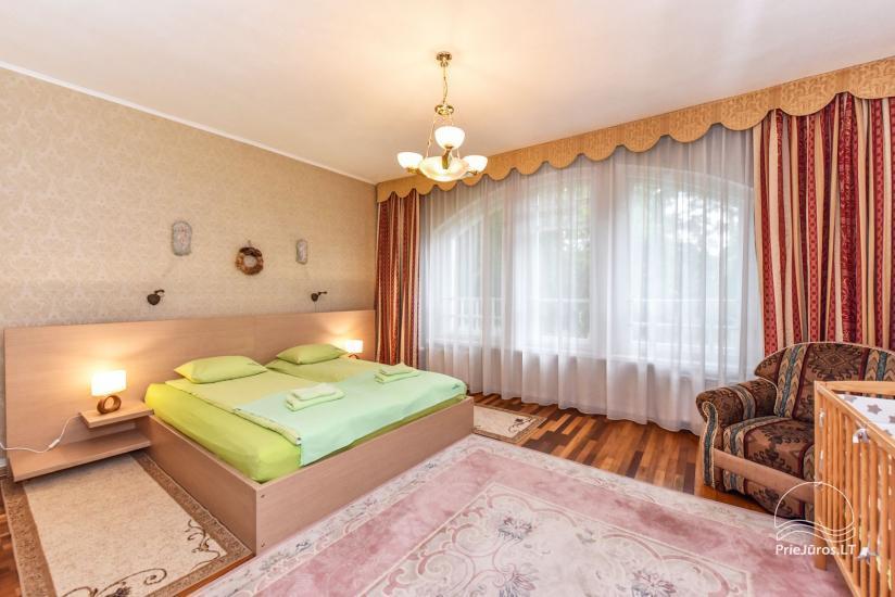 """Apartamentų viešbutis Ventspilyje """"Villa Leonardo"""" - 45"""