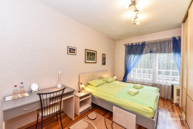 """Apartamentų viešbutis Ventspilyje """"Villa Leonardo"""" - 46"""