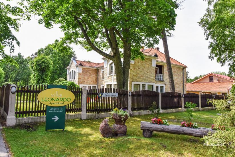 Apartament Hotel  Villa Leonardo - 2