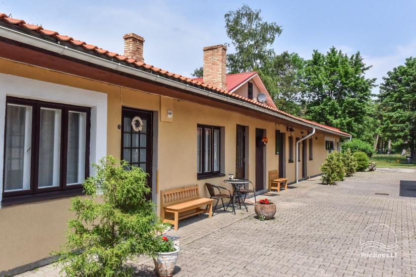 """Apartamentų viešbutis Ventspilyje """"Villa Leonardo"""" - 12"""