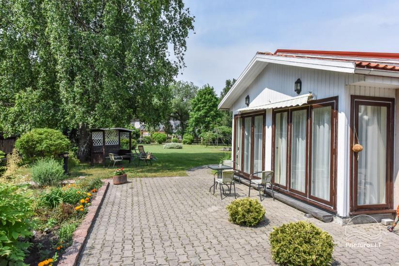 """Apartamentų viešbutis Ventspilyje """"Villa Leonardo"""" - 13"""