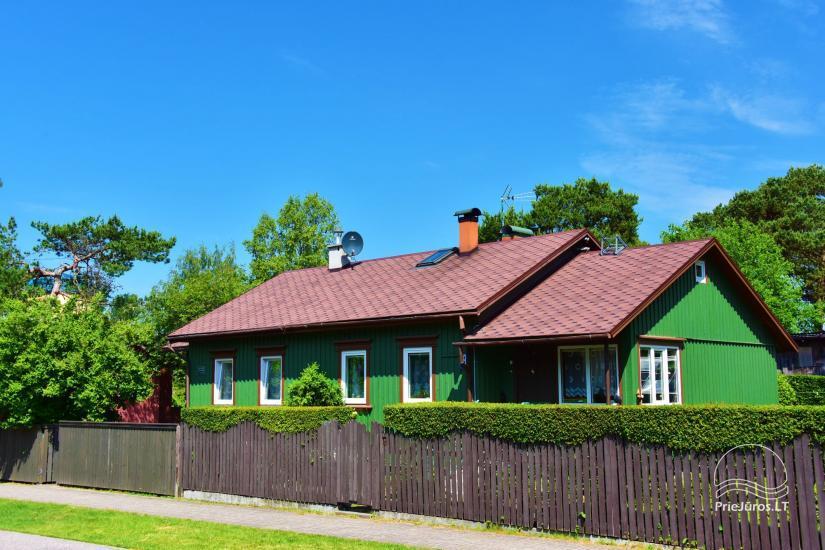 Holiday cottages in Vevntspils Summer house - 3