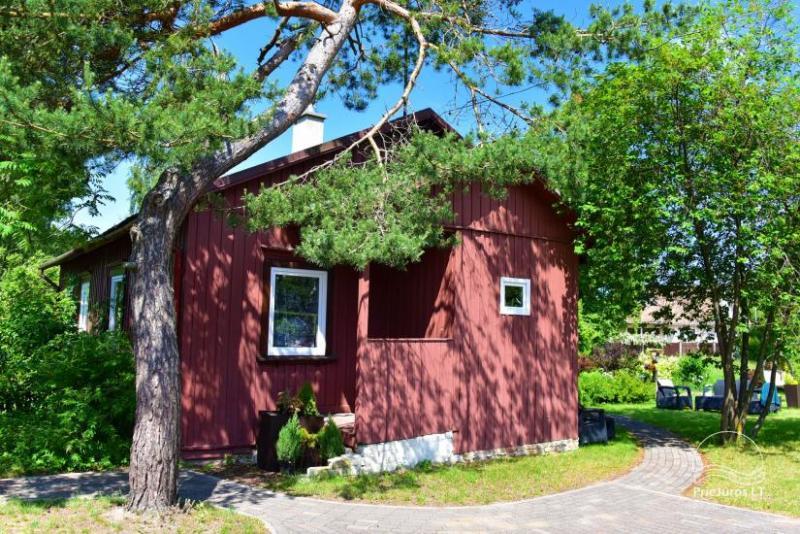 Nameliai Ventspilyje Summer house
