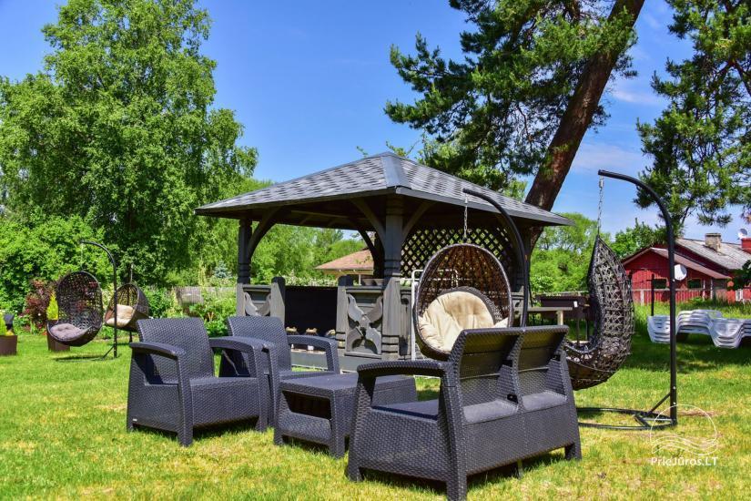 Holiday cottages in Vevntspils Summer house - 4