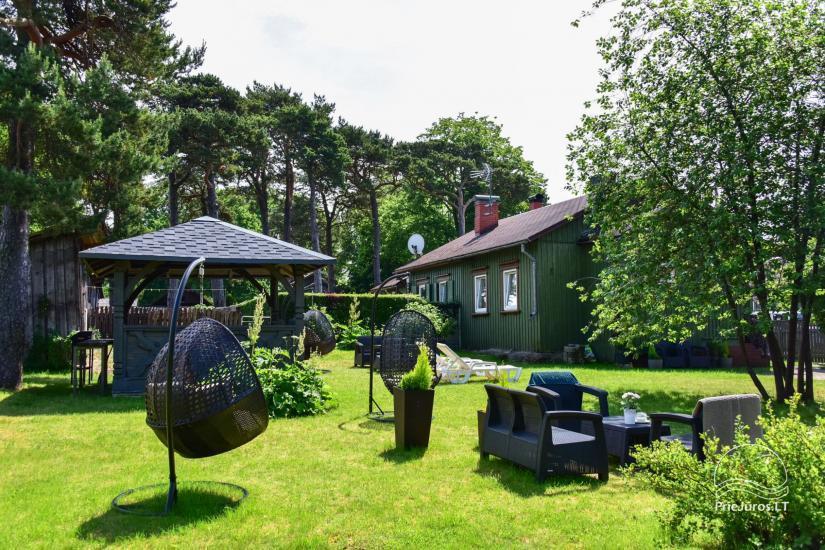 Holiday cottages in Vevntspils Summer house - 5