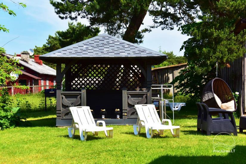 Holiday cottages in Vevntspils Summer house - 6