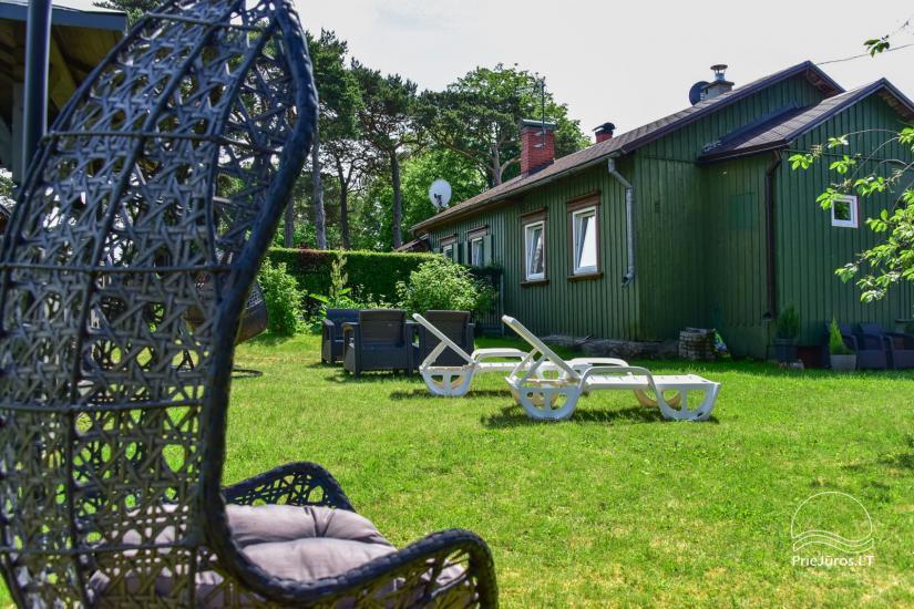 Holiday cottages in Vevntspils Summer house - 11