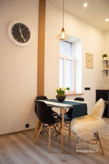 Studio-Apartments zur Miete in Liepaja - 8