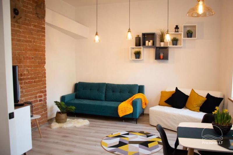 Studio-Apartments zur Miete in Liepaja