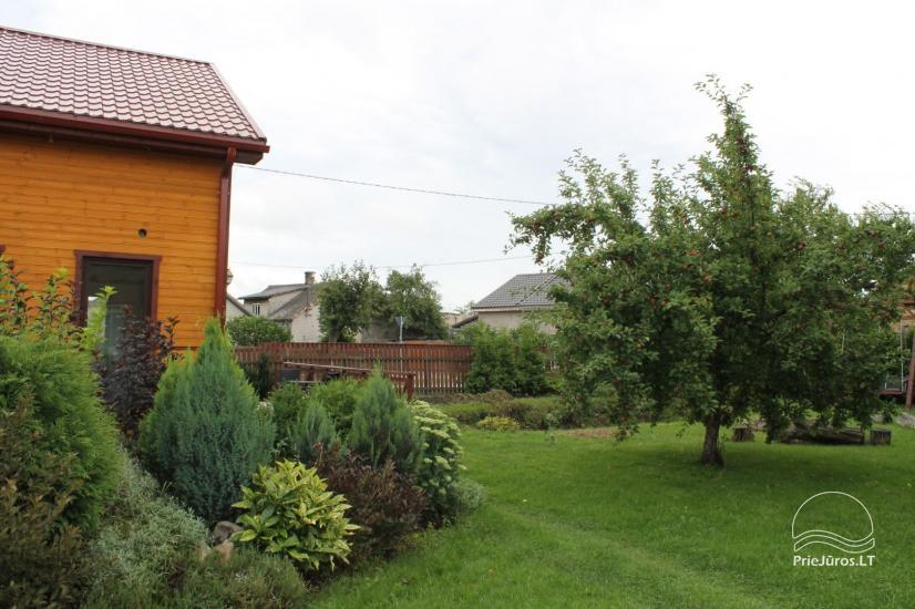 Guest house and Holiday cottage in Ventspils AMRAI: cosy rooms,  sauna - 3