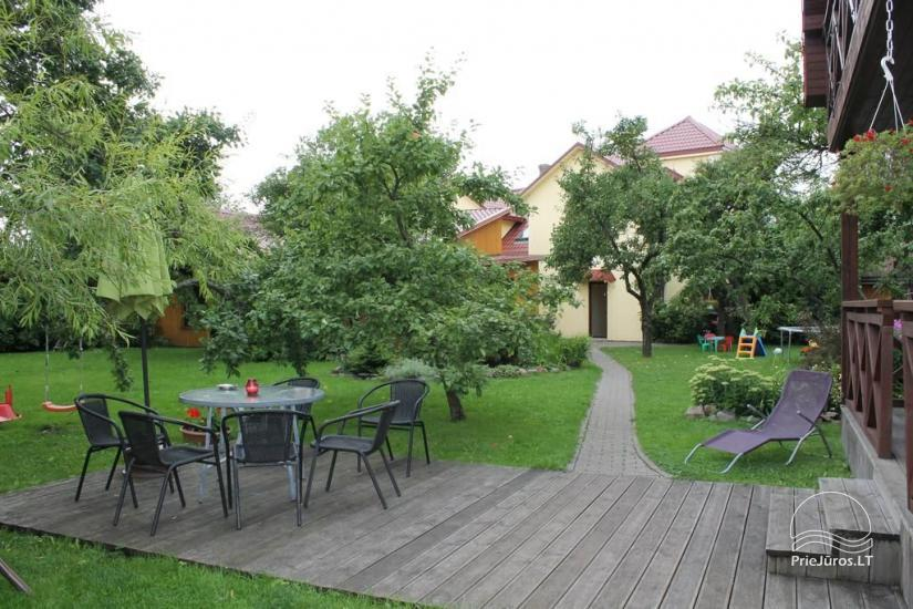 Guest house and Holiday cottage in Ventspils AMRAI: cosy rooms,  sauna - 6