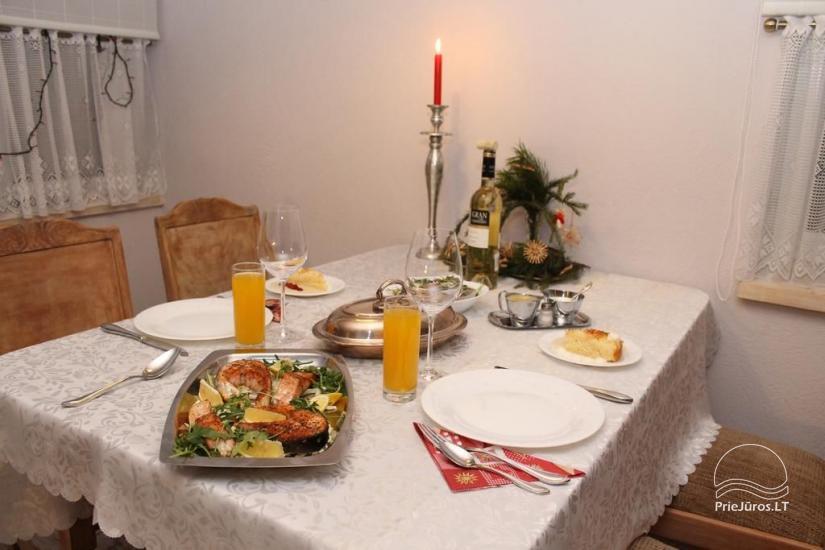 AMRAI viesu māja un Brīvdienu māja Ventspilī: numuri, pirts - 15