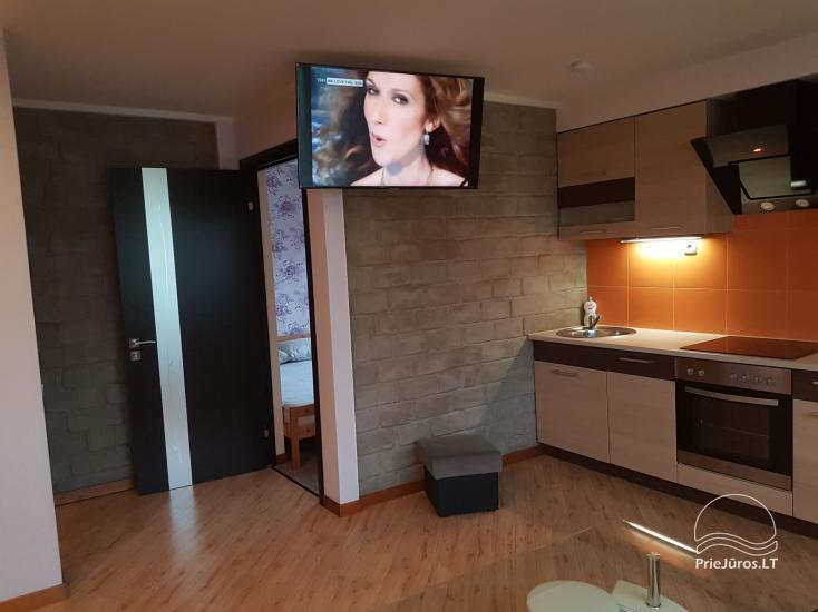 Rūtas Apartamenti - Przytulne i piękne apartamenty do wynajęcia w Ventspils - 10