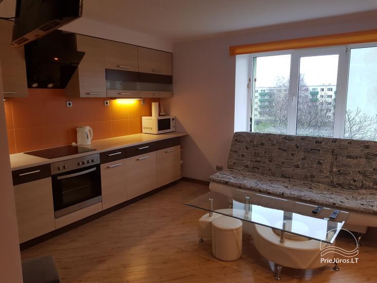 Rūtas Apartamenti - Przytulne i piękne apartamenty do wynajęcia w Ventspils - 11