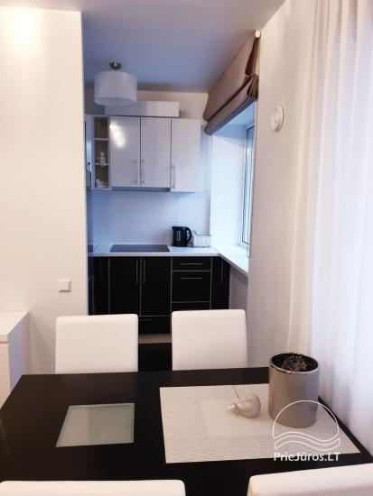 Modern 2-room apartment in Liepaja for rent - 1