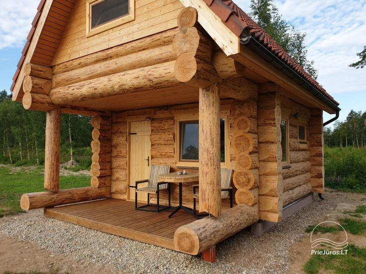 Holiday cottages in Ventspils district Forest SPA & Apartments - 6