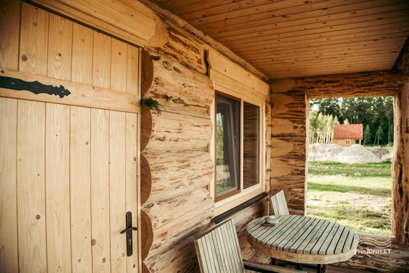 Holiday cottages in Ventspils district Forest SPA & Apartments - 5