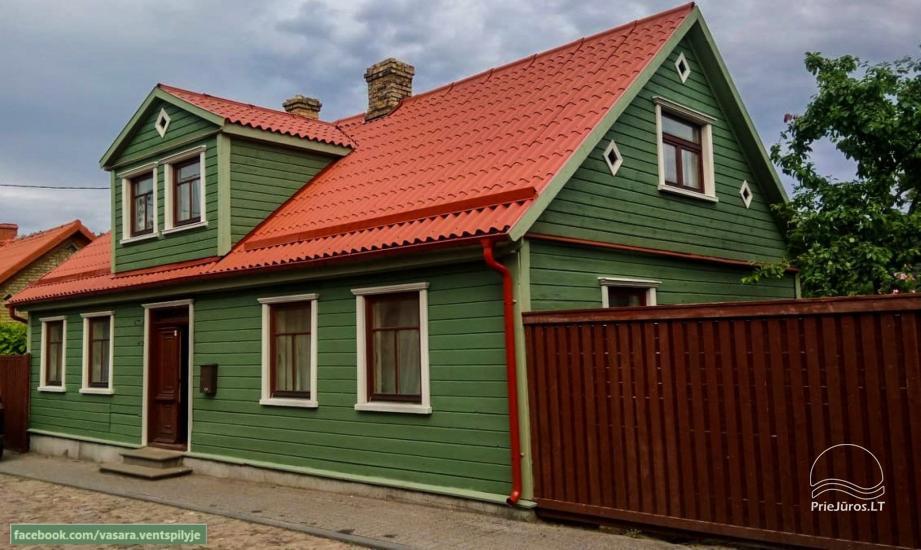 Guest house in Ventspils - BalticSeaside LV