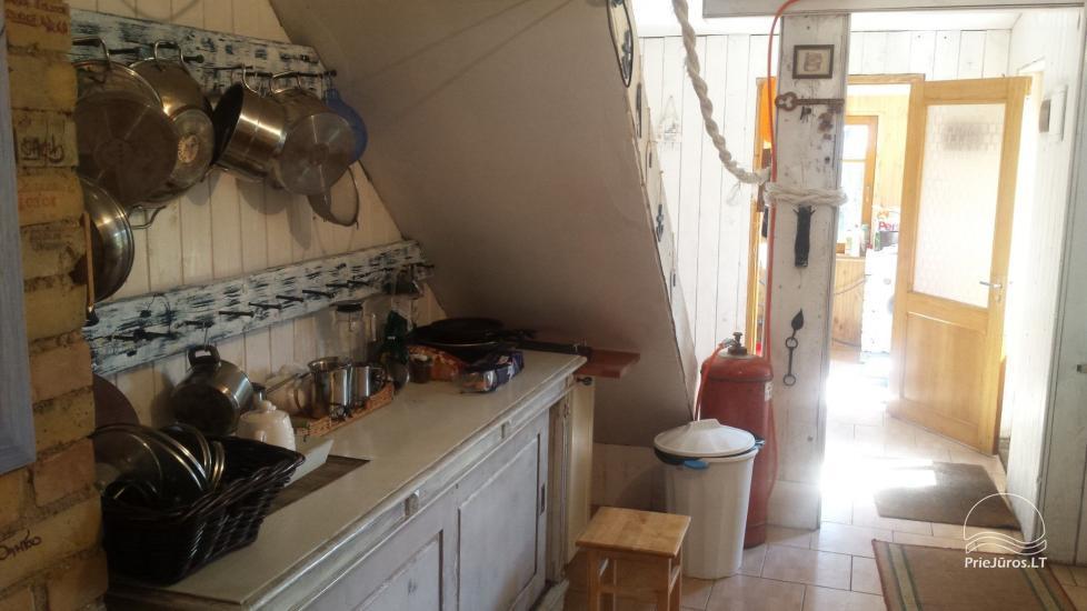 Svečių namai Ventspilyje - 2