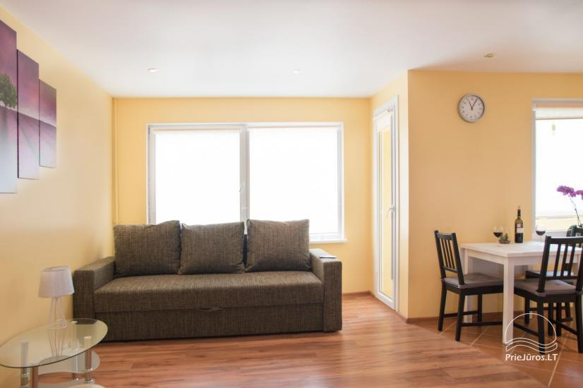 Studijas tipa dzīvoklis - Romance (150 m līdz pludmalei) - 4