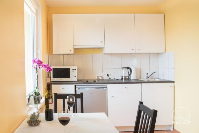 Studijas tipa dzīvoklis - Romance (150 m līdz pludmalei) - 6