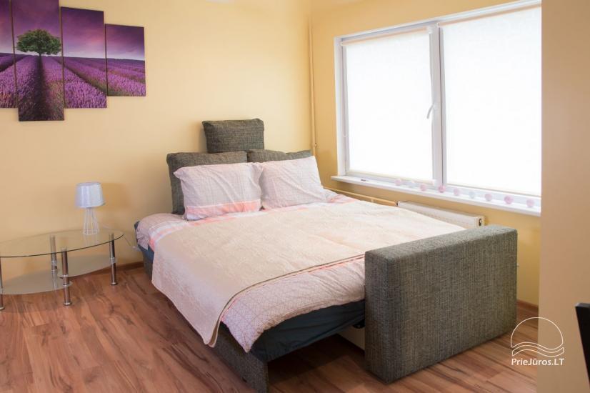 Studijas tipa dzīvoklis - Romance (150 m līdz pludmalei) - 9