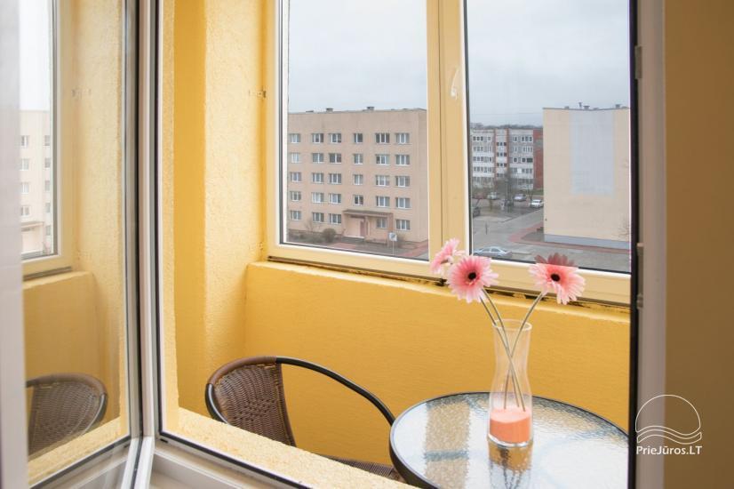 Studijas tipa dzīvoklis - Romance (150 m līdz pludmalei) - 10