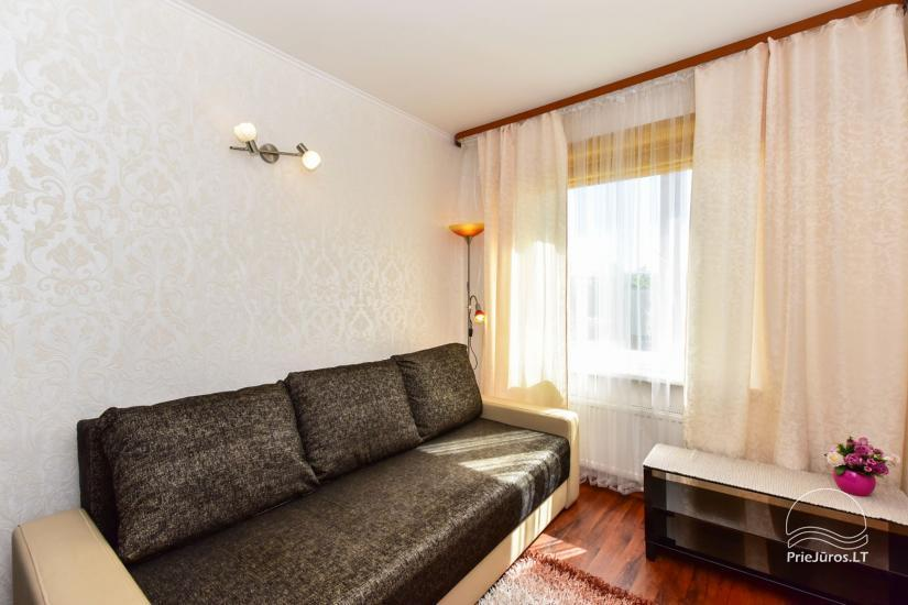 LD apartments in Ventspils, in Latvia, near the Baltic sea - 5