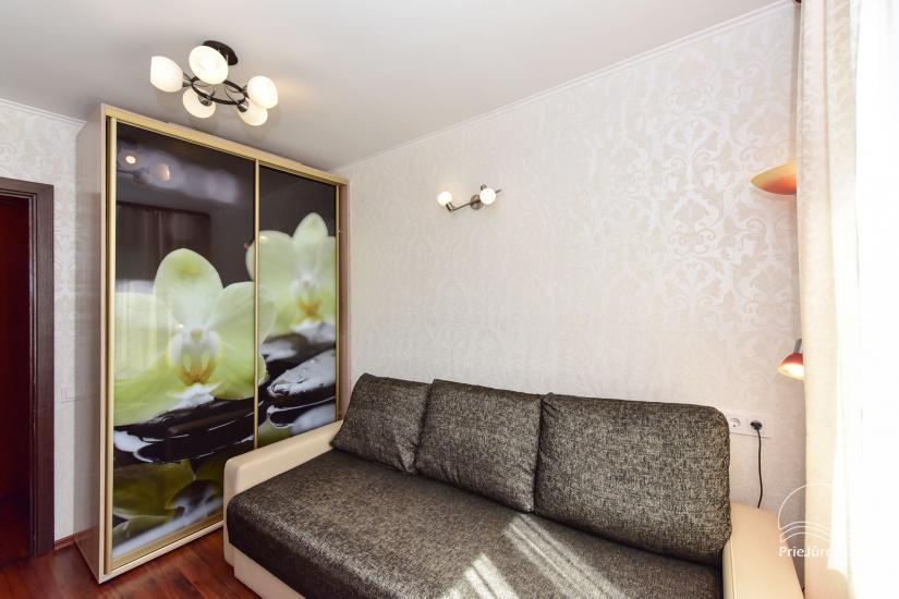 LD apartments in Ventspils, in Latvia, near the Baltic sea - 6