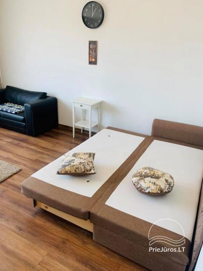 Apartamento nuoma Liepojoje Saulėlydžio perlas - 4
