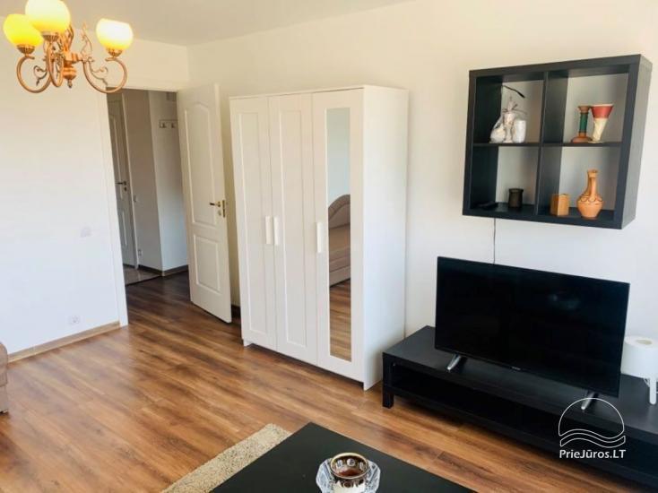 Apartamento nuoma Liepojoje Saulėlydžio perlas - 2