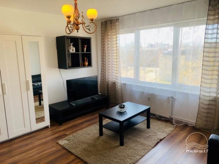 Apartamento nuoma Liepojoje Saulėlydžio perlas - 1