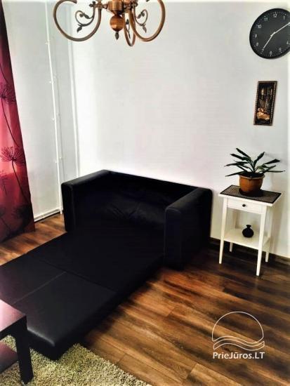 Apartamento nuoma Liepojoje Saulėlydžio perlas - 5