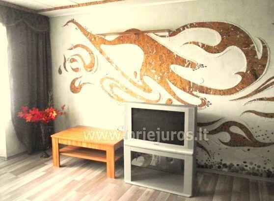 Zwei und drei Zimmer Wohnung zur Miete in Ventspils