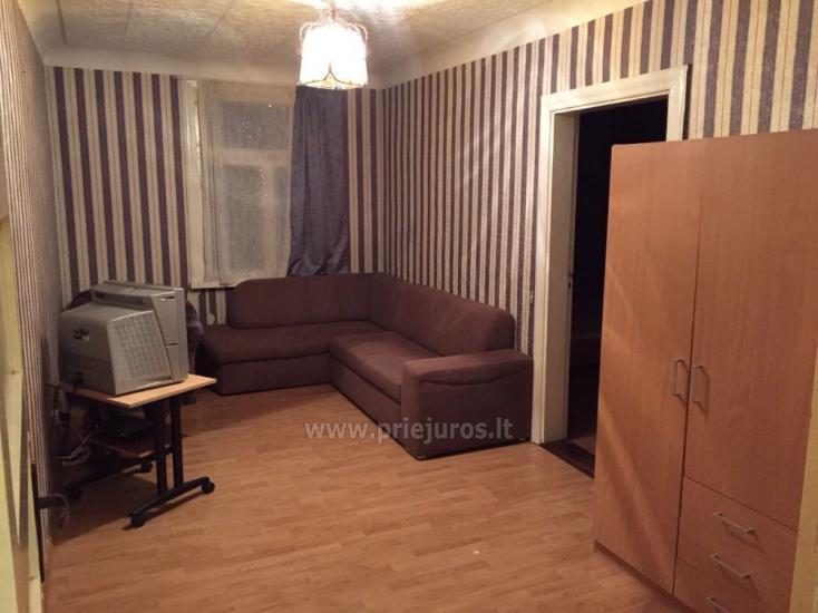 Gaismas 2-5 ( 2 kambarių butas)
