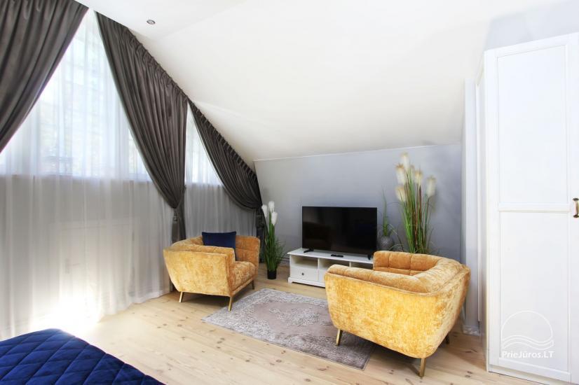 Baltic Sea Dunes Apartments - 28