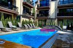 Villa Una - new 3-storey cottages in complex Ciki puki pajurys