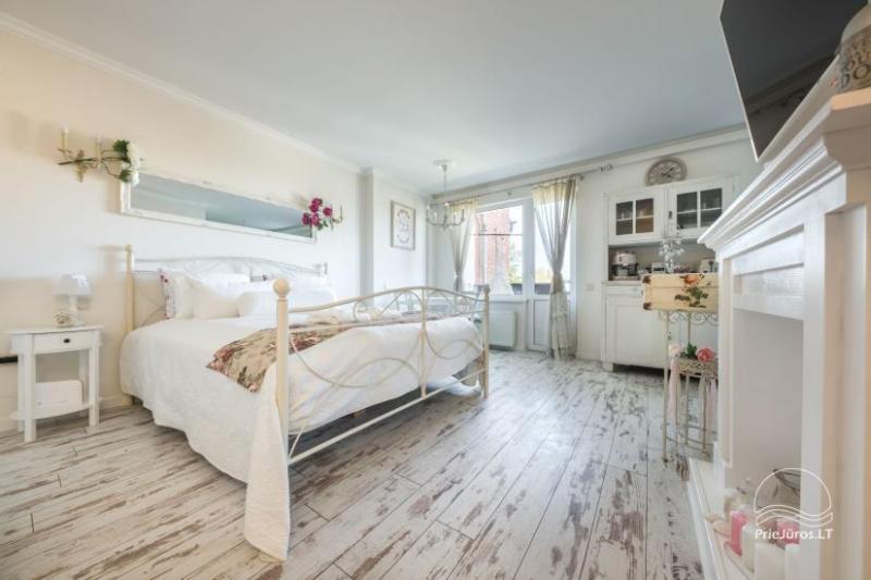"""""""Vintage Lounge"""" modernūs studijo tipo apartamentai prie pat jūros"""