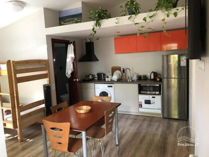 Apartamentai Juras Mols Apartments
