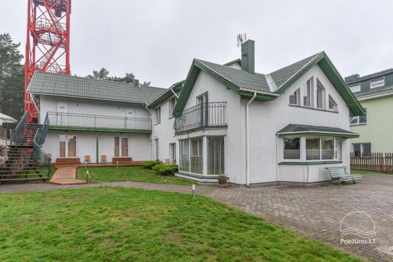 Svečių namai Prie Švyturio 10 Šventojoje