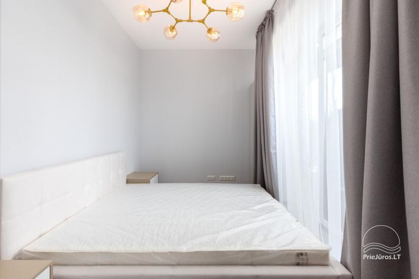 Prywatne apartamenty do wynajęcia w centrum Jurmali z tarasem 20m2, 300m do morza - 8