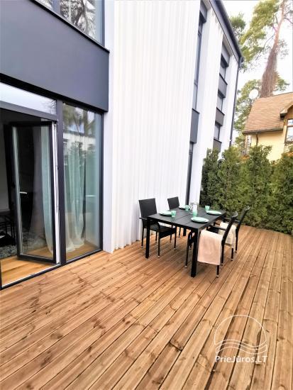 Design apartment LOFT MAJORI with large terrace - 10