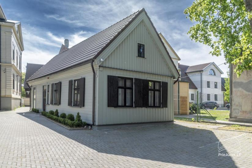 Holiday house Garden House in Liepaja - 21