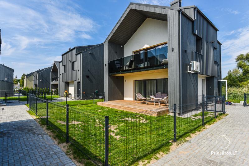 Apartamentai ''Pilkos Lankos'' Palangoje, Kunigiškiuose